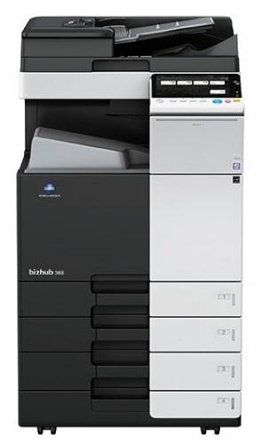 bizhub C368/C308/C364/C284/C360/C280