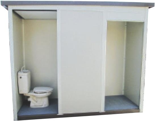 ハイグレート トイレハウス グレーシア
